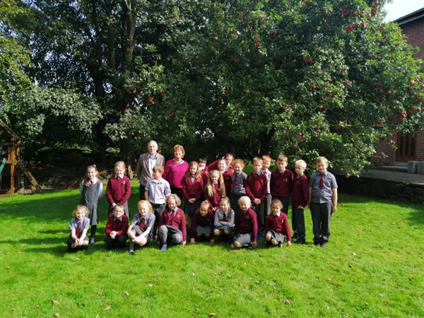 2nd class visit orchard